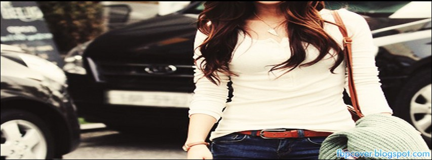 Fashion Girl Cute Style Facebook Cover Fb Timeline