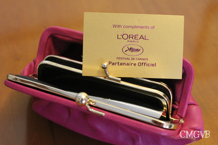 L'Oréal compliments fashion blogger