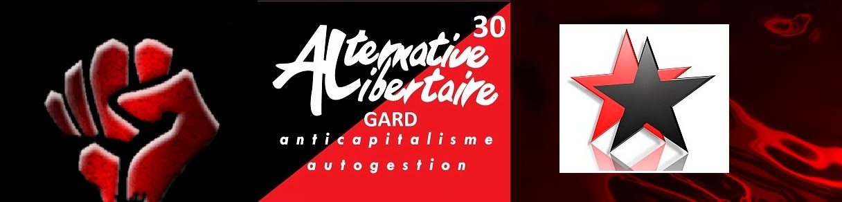 Alternative Libertaire 30