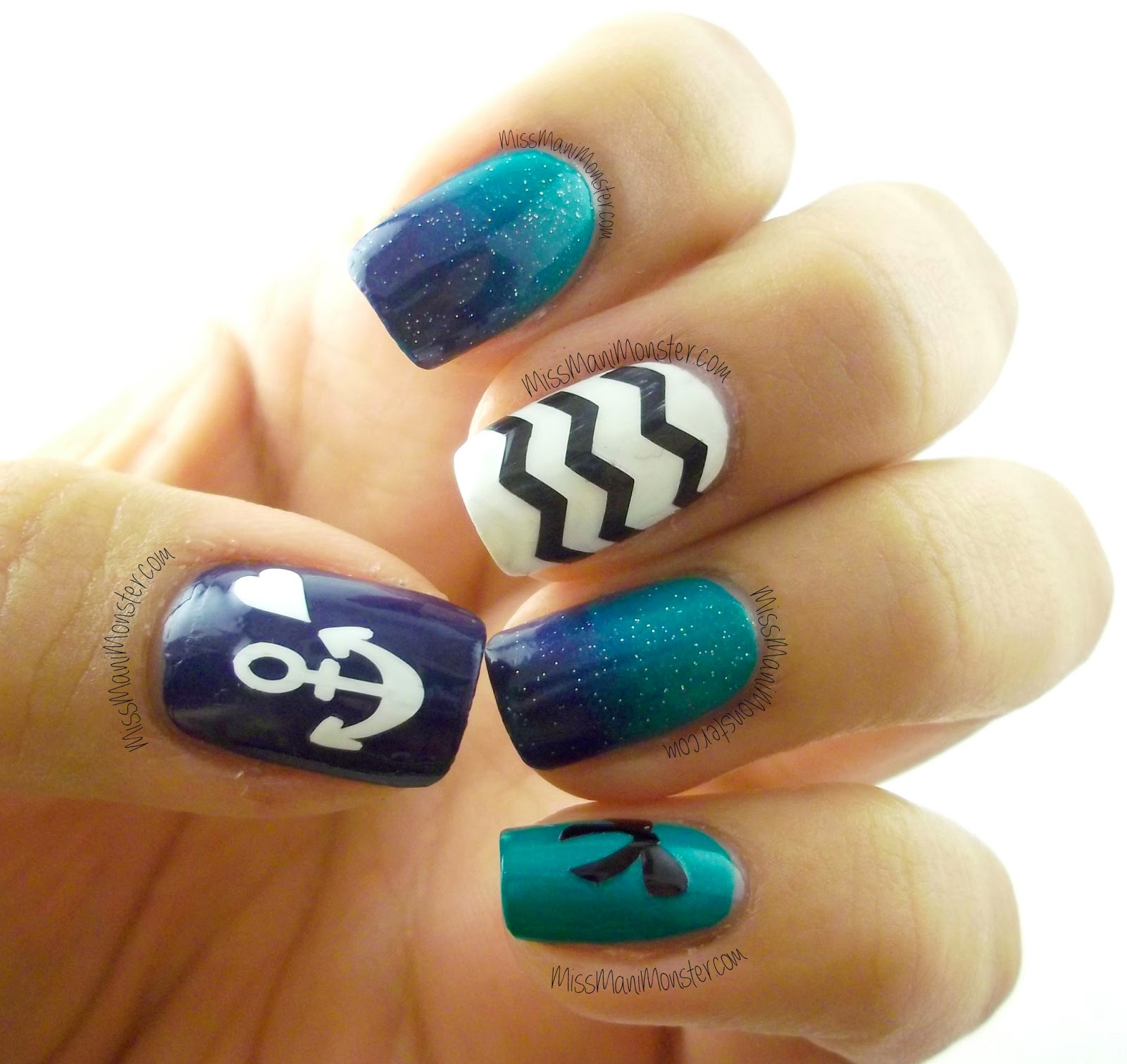 Displaying 20> Images For - Country Nail Designs...
