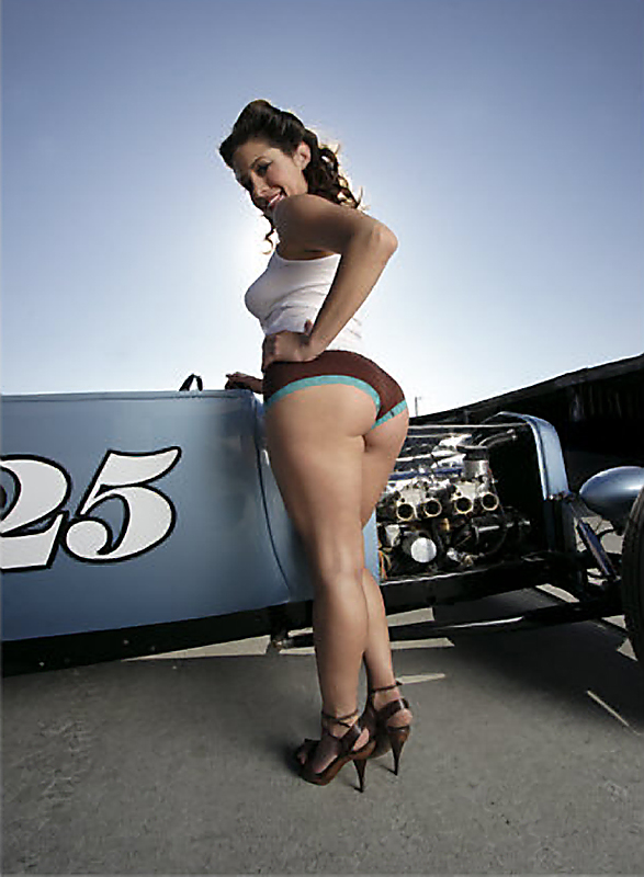 HOT ROD Pinup Girls - Hot Rod Network