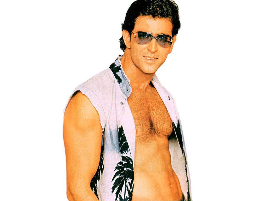 Top World Celebrities: Hrithik Roshan, Have Great Body