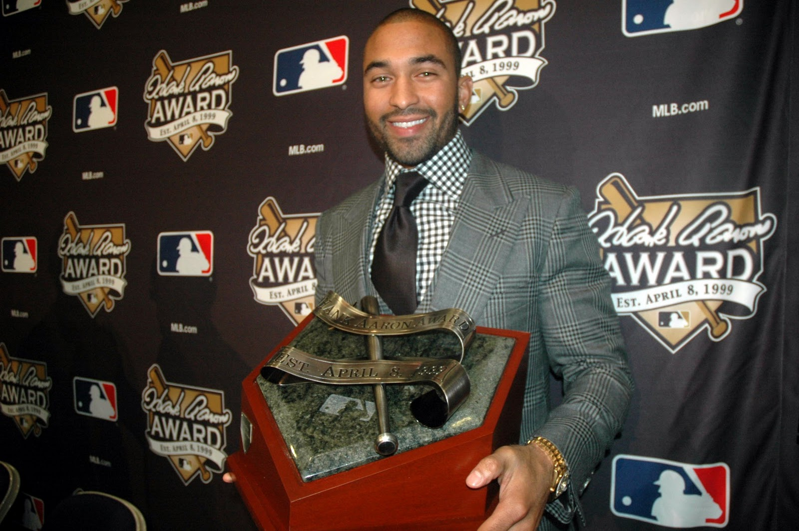 vin scully is my homeboy matt kemp accepting his 2011