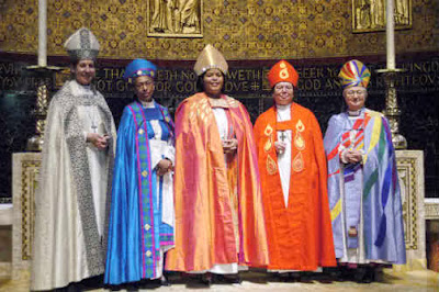 woman bishops