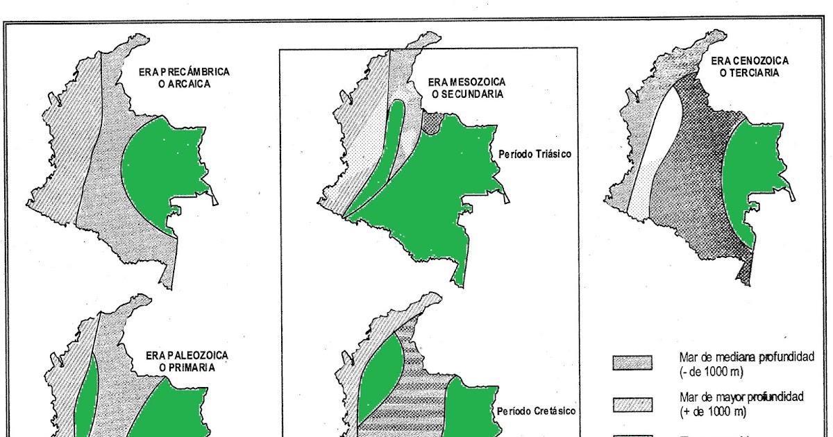SOCIALES J  A OROGRAFA DE COLOMBIA