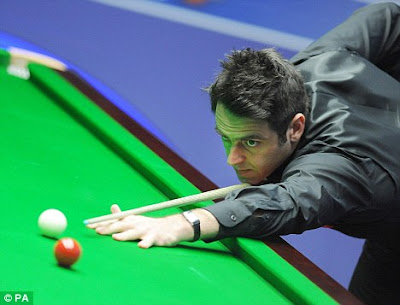 snooker player O'Sullivan