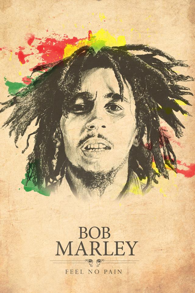 Bob Marley Iphone 5 Wallpaper Pocket Walls Hd Iphone Wallpapers