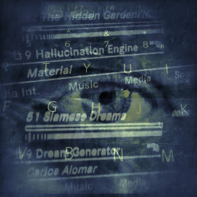 Fantastic machines / hallucination engines / dream generators. // micropoetry - haiku - haikumages