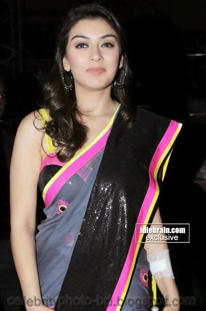 Hot+Hansika+Motwani+gorgeous+pics+In+attractive+saree007