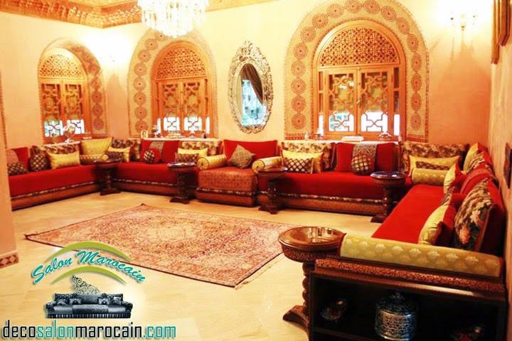 Boutique salon marocain 2018 2019 deco salon marocain for Salon artisanat