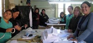 Avanza Proyecto Textil, cooperativa de trabajadoras de Lobería