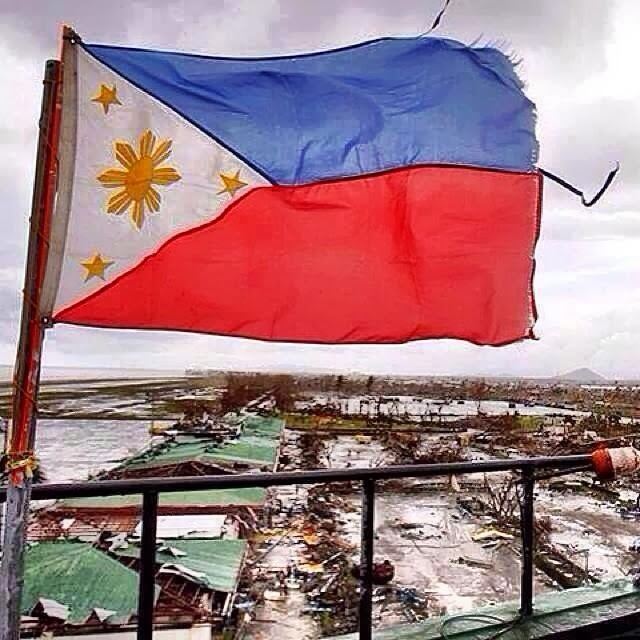Requesting for prayers and help for the Filipinos
