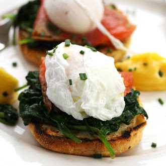 healthy eggs benedict 03 330x330 - 5 healthy Easter brunch ideas