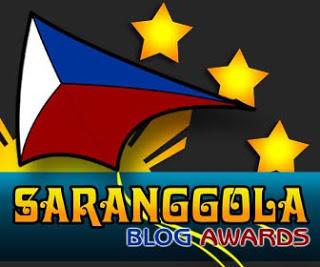 """Ang aking Tulang """"Simpleng Kabataan"""" ay nagkamit ng Unang Parangal sa Saranggola Blog Awards 2014"""