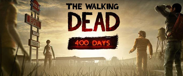The Walking Dead 400 Days Walkthrough