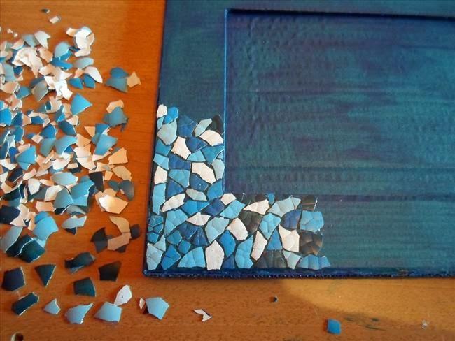 Украсить рамки своими руками