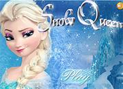 Frozen Elsa Snow Queen