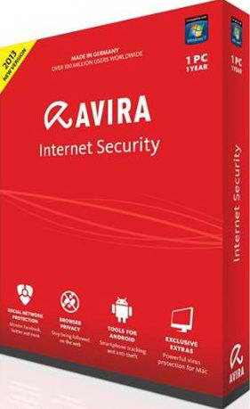 Avira Internet Security 13.0.0.3736 plus Activation