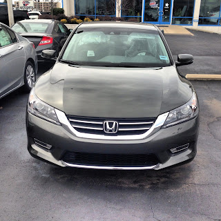 2014 Honda Accord 2 4 to be upgraded to six airbags