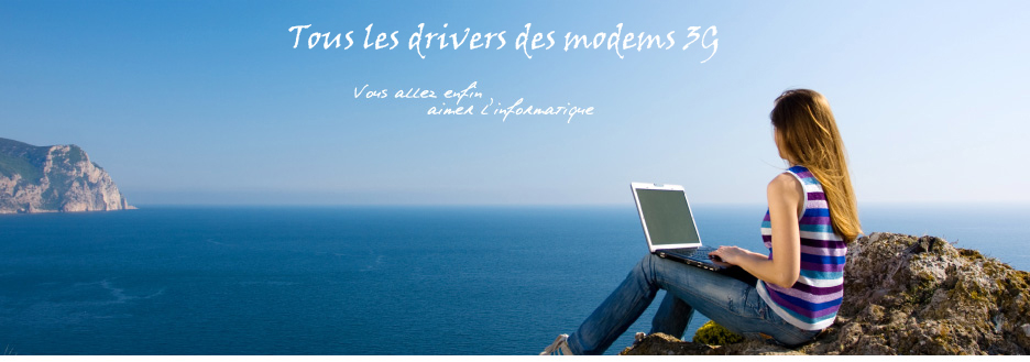 Tous les drivers des modems 3G+ 