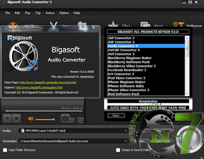 Bigasoft Audio Converter v5.0.6.5658 Final