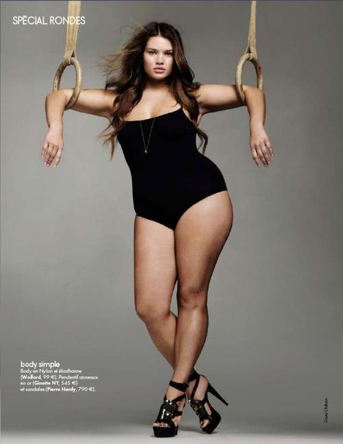 plus size model 1