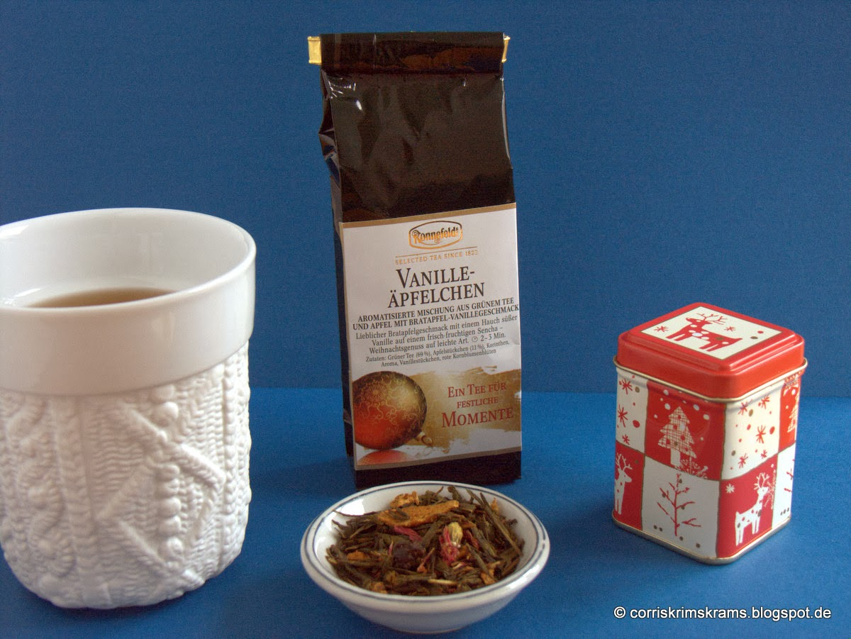 Cuppabox, Tee, Edeltee, Ronnefeldt