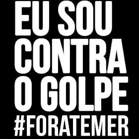 #ForaTemer