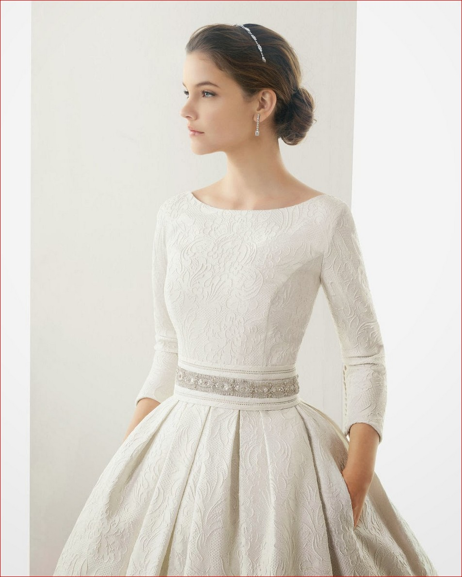 wedding dresses with sleeves and pockets wedding dresses