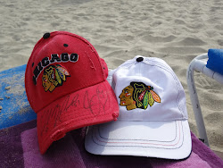 Chicago Blackhawk's Hats