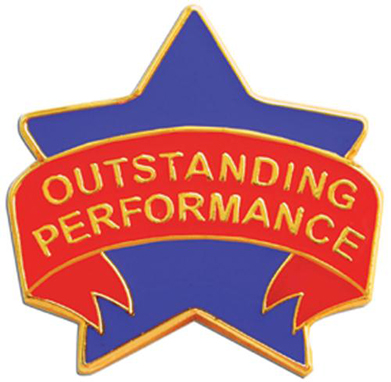 excellent job performance