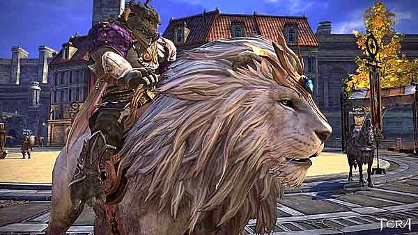 Download Free MMORPG Games - Tera