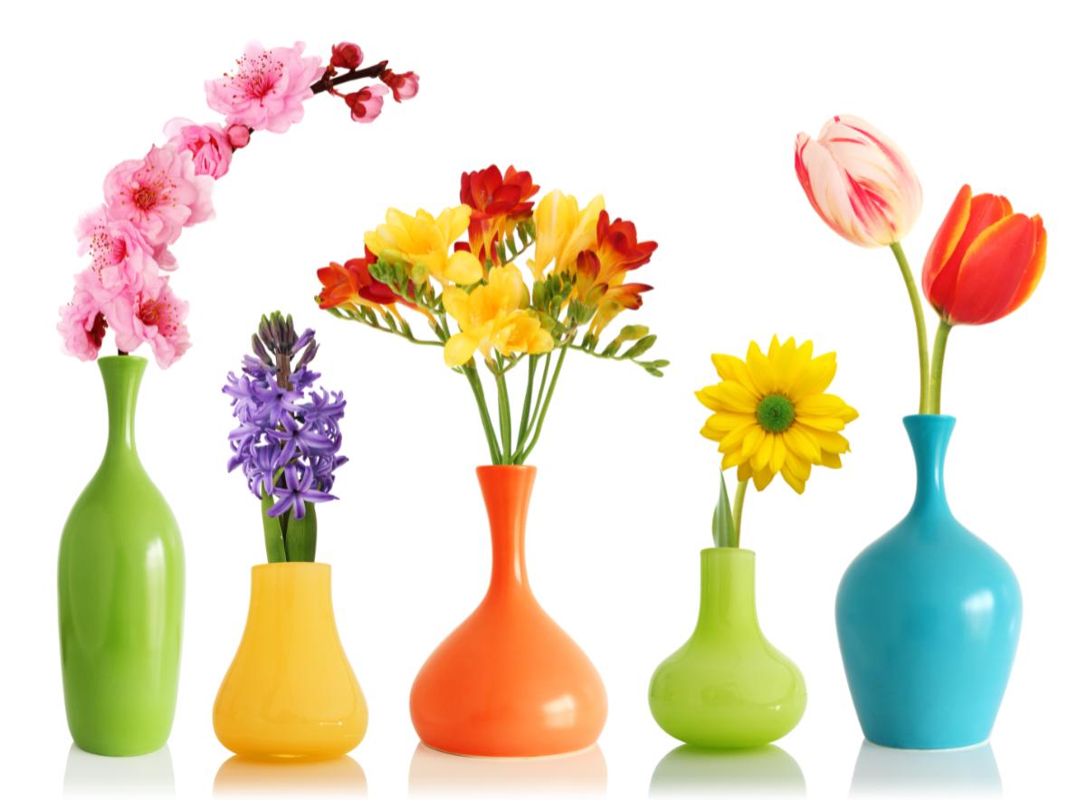vaso fiori ornamenti