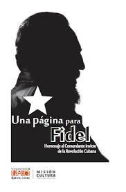Una página para Fidel