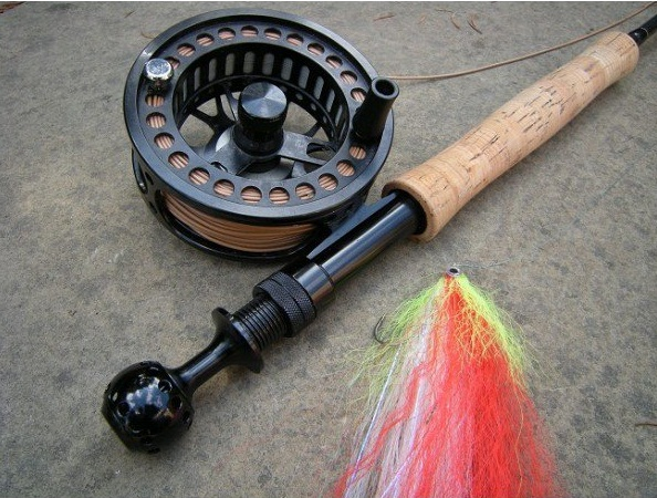 A matter of life and fluffchucking starter pike fly kit guide for Fishing starter kit