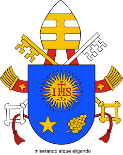 Coat of Arms of Pope Francis