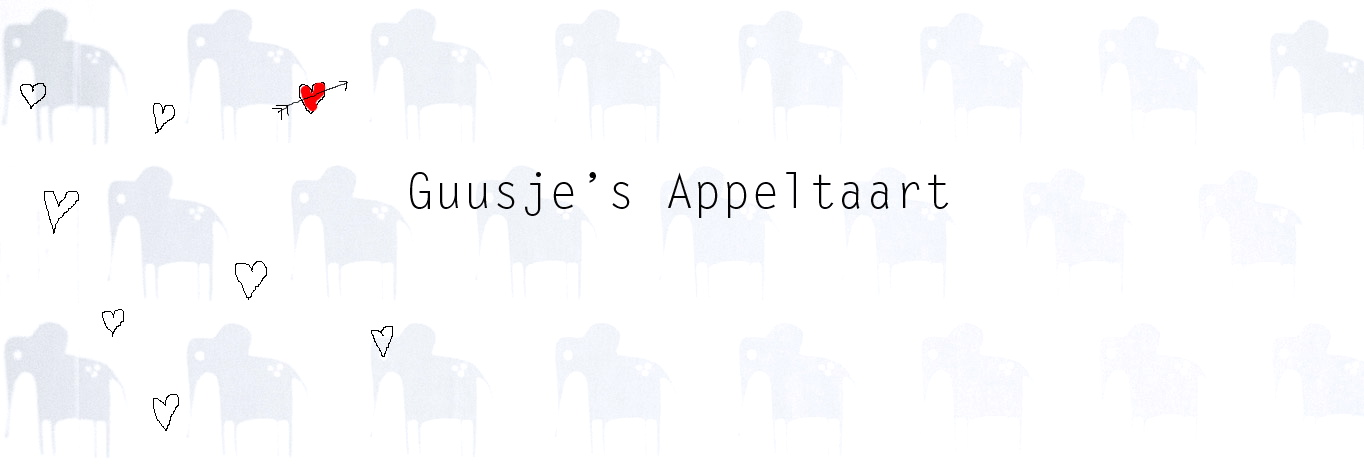 guusje's appeltaart