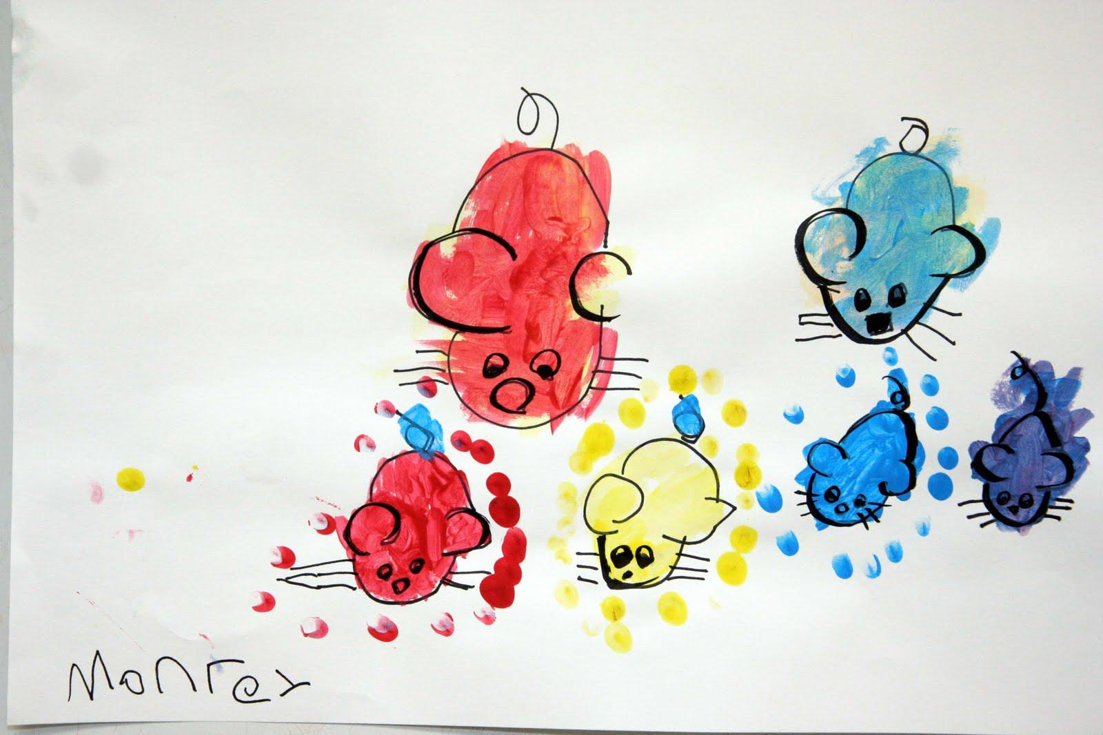 Splish Splash Splatter: Mouse Paint!!