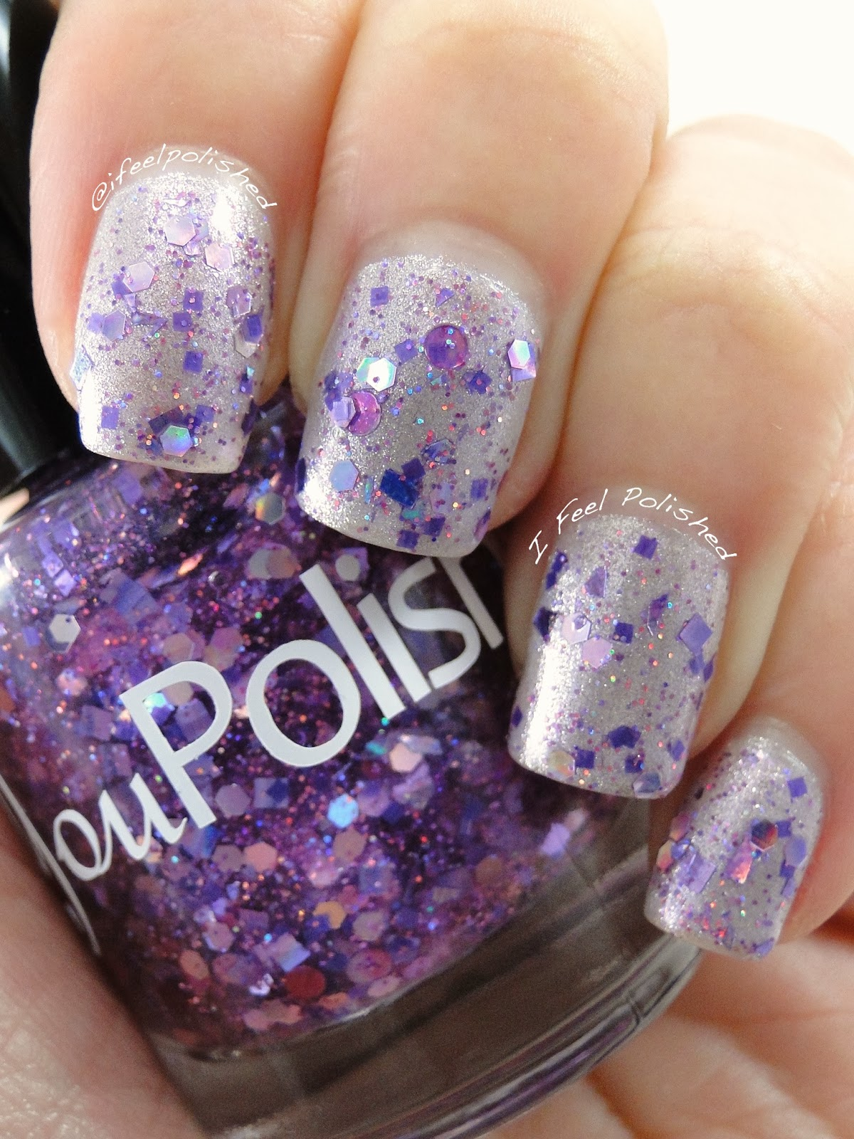 You Polish Amethyst Tryst