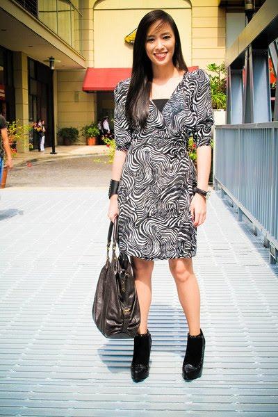 Fashion New Hong Kong Dresses