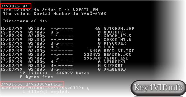 Xử lý 1 số lỗi thường gặp khi không vào được Windows