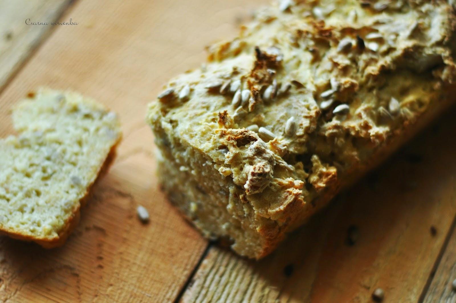 Debiut: Chleb bezglutenowy ze słonecznikiem