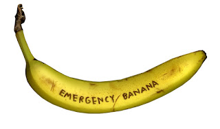 emergency banana onequartermama