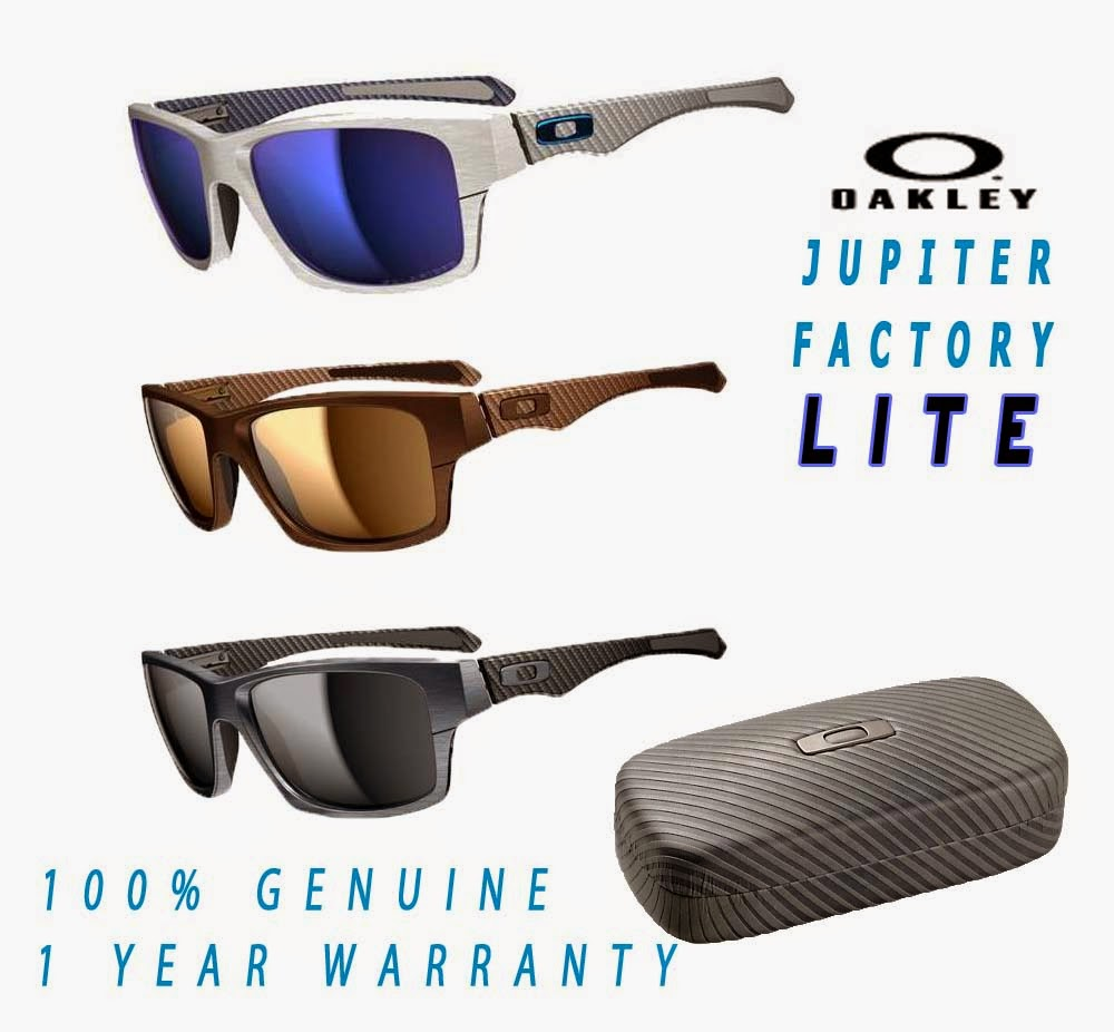 Oakley Jupiter Review