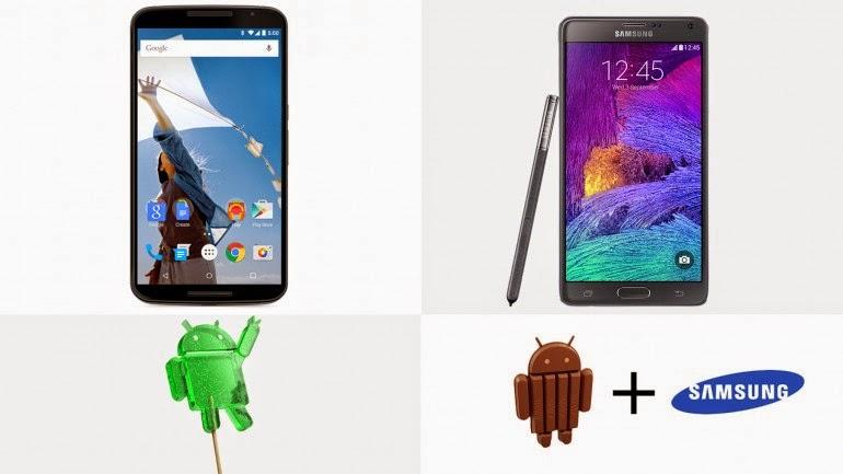 Смартфоны, планшеты, гаджеты.: Cравнение смартфонов Galaxy ...