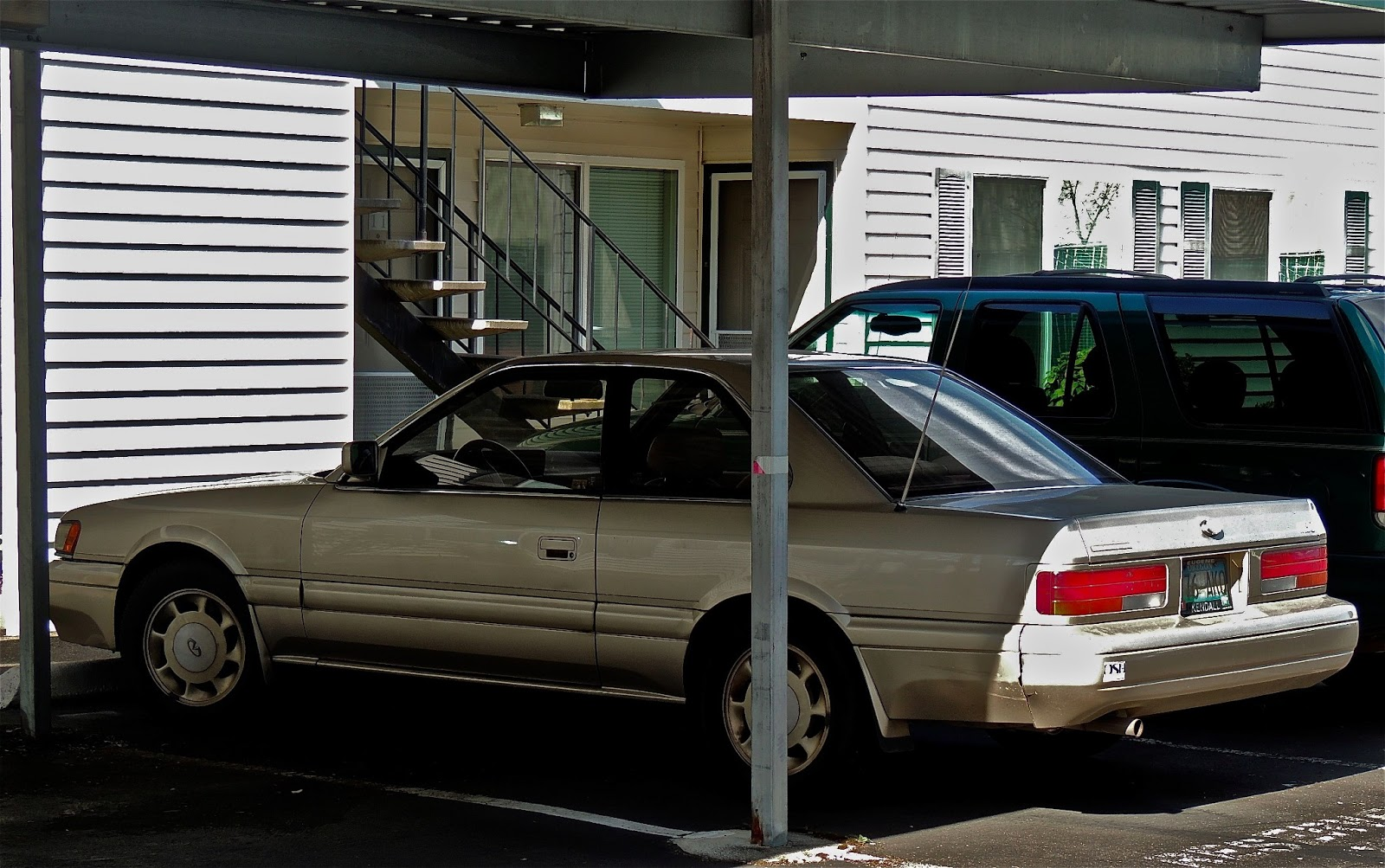 Parking Lot 1989 Parking Lot Spot 1989-92