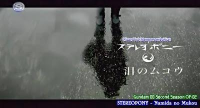 [PV] Stereopony – Namida no mukou (OP Gundam 00 Season 2)