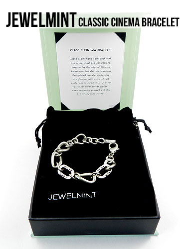 jewelmint classic cinema bracelet