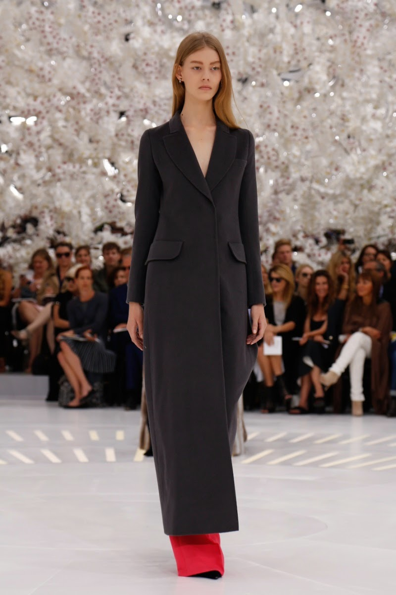 Dior Couture Fall/Winter 2014 Collection