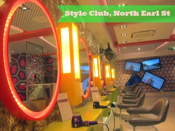 Style Club Hairdressers North Earl Street Dublin